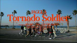 JAGGLA - Tornado Soldier feat. HABU, Bic, Lil DRAGON, TSURU & Cz TIGER (Official Music Video) produced by T'Z BEATZ 撮影地:SENNAN LONG PARK