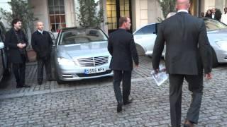 Meeting Lady GaGa in London (14-11-2011) FULLHD