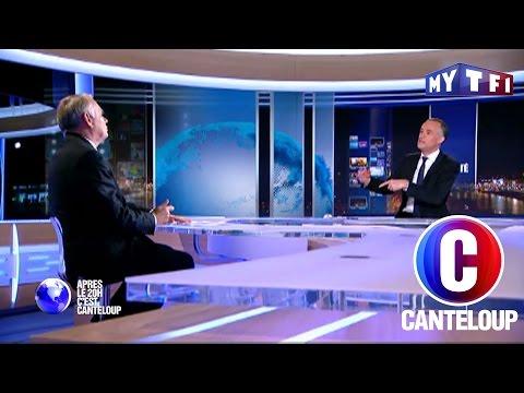 C'est Canteloup - Gilles Bouleau interview Jean Marc Ayrault