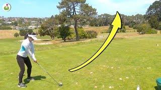 どこに打っていこうか真面目に悩むホールが多い!【ニュージーランドでゴルフ #3】