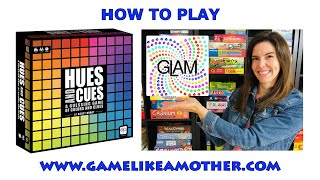 How to Play Hues and Cues