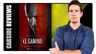 El Camino: A Breaking Bad Movie Review - Carside Reviews