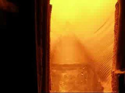 Inside A Coal Fired Boiler Youtube