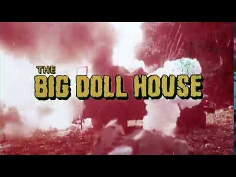The Big Doll House 1971,  Pam Grier, Judith Brown, Roberta Collins, Pat Woodell
