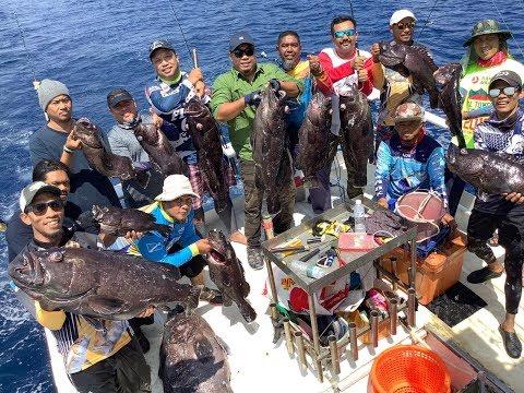 BurmaBank Fishing Trip 21 - 26 Oct 2019   Part3