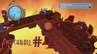 Co-op: Switchball Level 4
