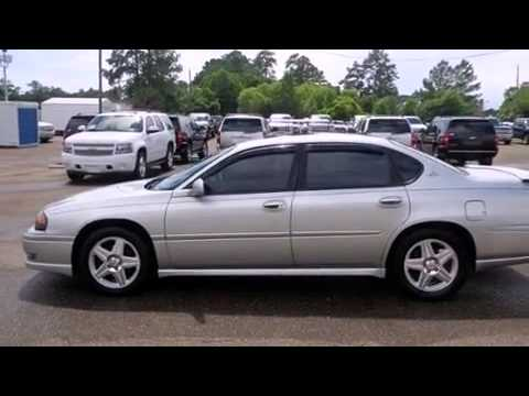High Quality 2005 Chevrolet Impala SS Supercharged