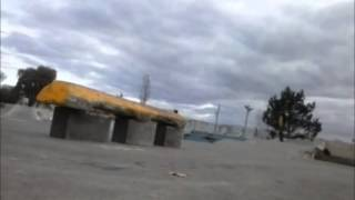 Cheri Lindsey skatepark footage in Binghamton New York 2014