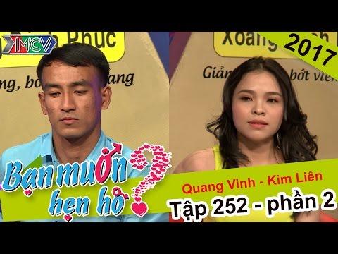 Ngạc nhiên với cô gái xinh đẹp thích bạn trai...càng đen càng tốt   Kim Liên - Quang Vinh   BMHH 252