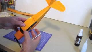 Hobbyzone Champ Magnet Wing Mod