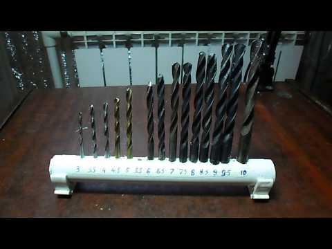 Переносной органайзер для свёрл из канистры: идея для мастера