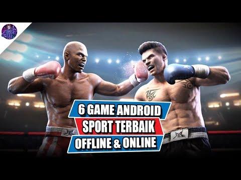 6 Game Android Sport Terbaik Offline Dan Online