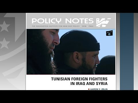 Tunisian Foreign Fighters in Iraq and Syria