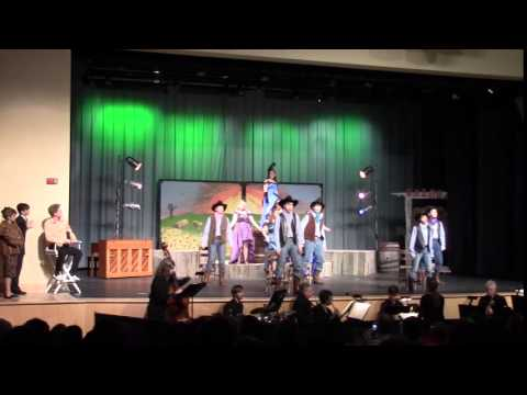 "Augusta Prep's Production of ""Curtains - The Musical"""