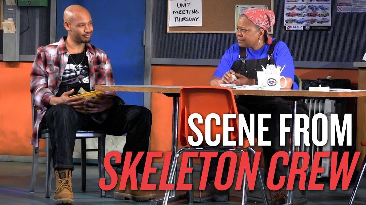 "Scene from ""Skeleton Crew"""