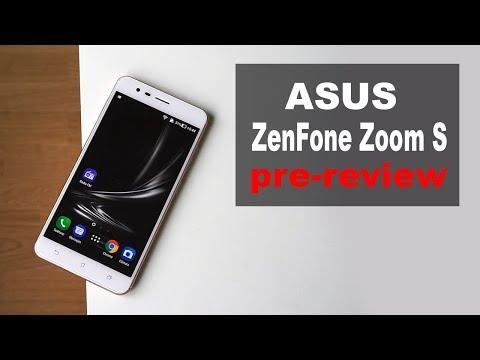 Asus ZenFone Zoom S   unboxing y pre review en español streaming vf
