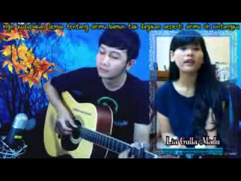 Gaby Tinggal Kenangan   Nathan Fingerstyle Feat Lia Gulla Madu