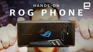 ROG Phone Hands-On at Computex 2018