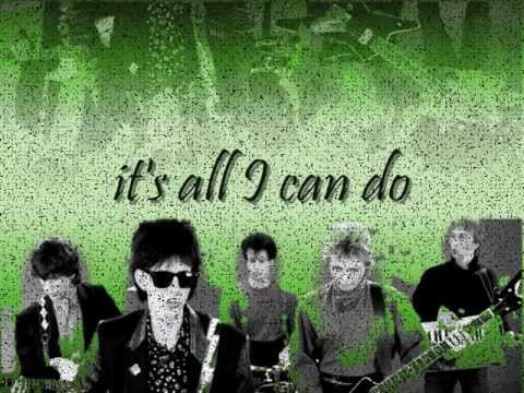 The Cars - It's all I can do
