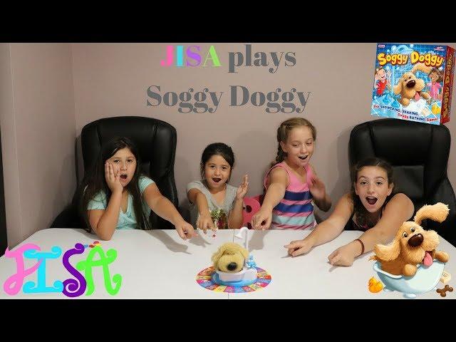 JISA PLAYS SOGGY DOGGY!