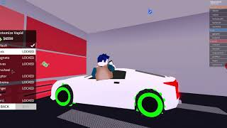 Roblox buying Nissan for 100 thousand