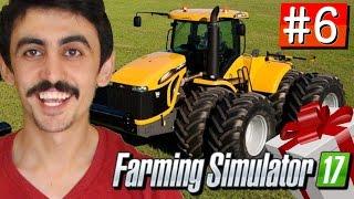 HASAN'A BÜYÜK SÜRPRİZ   Farming Simulator 17 [Türkçe] #6