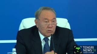 Назарбаев пригрозил увольнением за нарушения закона о языках