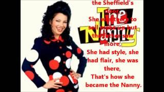The Nanny theme song lyrics