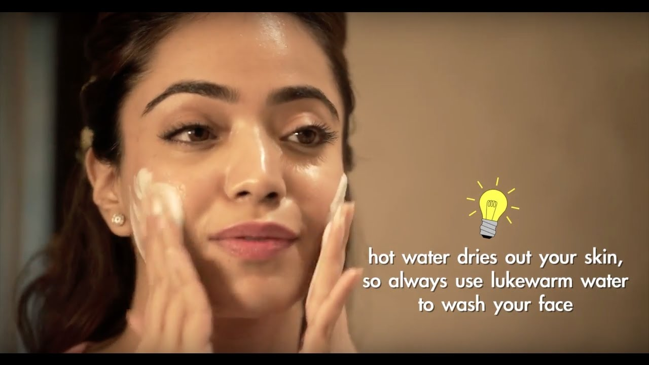 Daily skincare routine for healthy skin  Be Beautiful