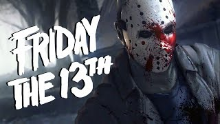 Friday the 13th: The Game 🔪 ВСЕ УМРУТ, А Я ОСТАНУСЬ!