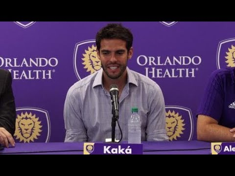 Kaká says goodbye to Orlando but NOT considering his RETIREMENT from football   October 11,  2017