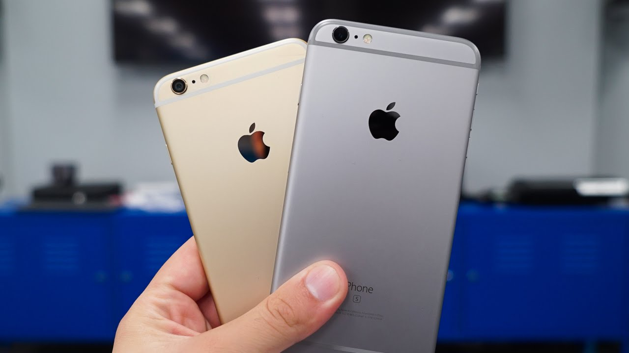 Iphone 6s Plus Vs Iphone 6 Plus Camera Comparison