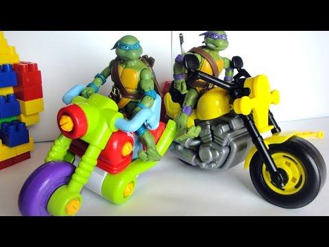 Ниндзя черепашка на мотоцикле игра кто такие эмо и как им стать