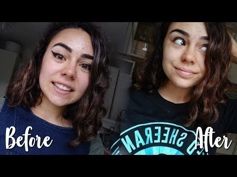 Lush Henna Hair Dye Caca Marron Tutorial Youtube