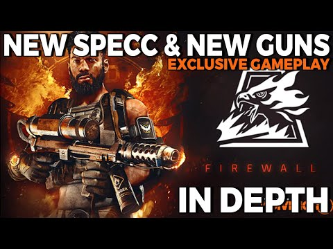 The Division 2 Episode 3| Firewall Specialization! Flamethrower + New Guns