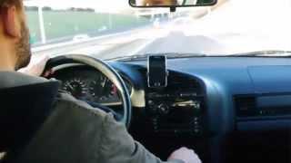 BMW E36 325 TDS CLIP(PETIT MONTAGE video TEST BMW E36 1998 TOURING 325 TDS FULL ORIGINE 143CHV 260 000KLM TEST VITESSE BEURN SPEED DEPART ARRETE ..., 2013-02-16T19:34:43.000Z)