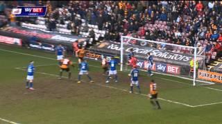 Bradford 2-0 Oldham - Sky Bet League 1 Season 2014-15
