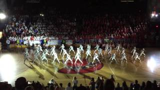 Storm Trooper Performance Pep Rally 10 2