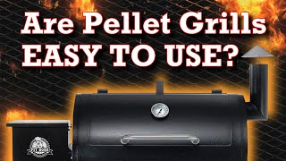 Are Pellet Grills Easy To Use? - Are Pellet Grills Worth It?