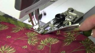 Bernina Bias Binders - #85 Simple Bias Binder, #87 Binder Attachment & #88 Binder Attachment