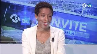 L'INVITÉ DE GABON 24 VANESSA ADANDE
