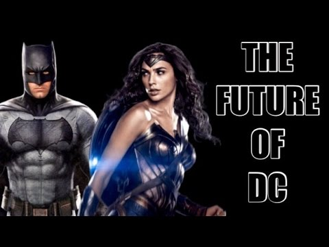 THE FUTURE OF THE DC EXTENDED UNIVERSE