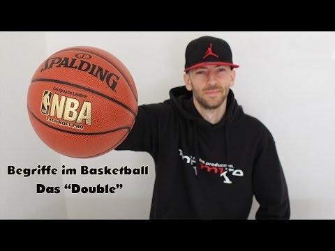 "Begriffe im Basketball - Das ""Double"""