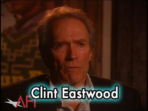 Clint Eastwood Discusses Jimmy Stewart
