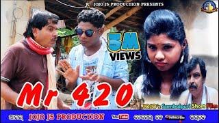 MR  420 //JOGESH JOJO & KEDARA // SAMBALPURI COMEDY// JOJO J5 PRODUCTION