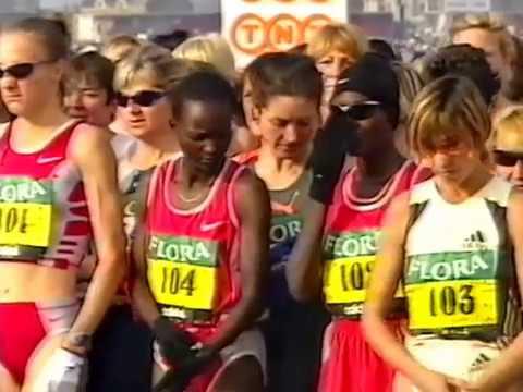2003 London Marathon Full Coverage Pt 1of 2