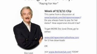 Dating Tips For Guys: Paying For Her