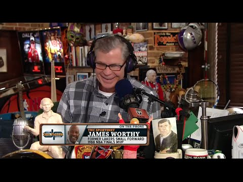 James Worthy on The Dan Patrick Show (Full Interview) 2/10/15