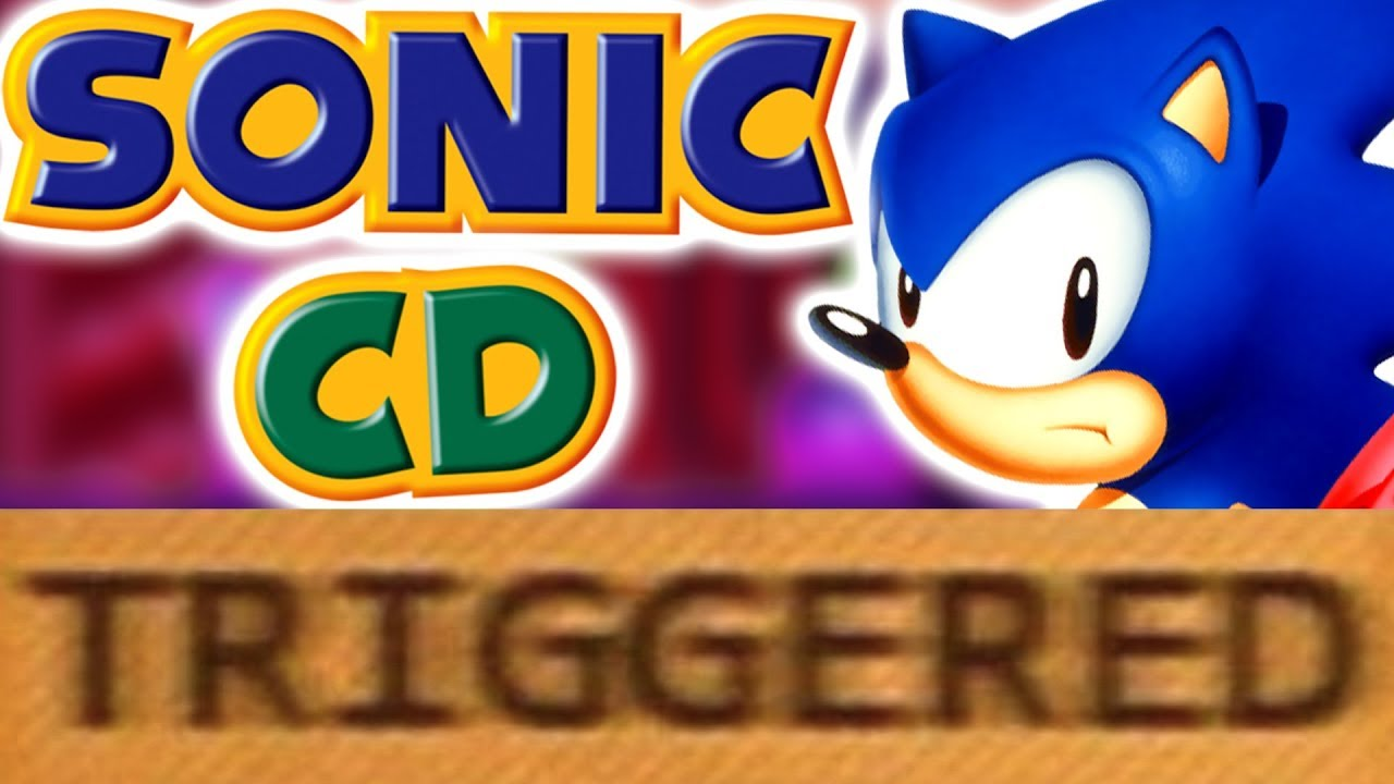 How Sonic CD TRIGGERS You!
