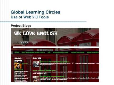 iEARN Global Learning Circles: Lessons Learned from 25 Years - Barry S. Kramer, Ph.D.